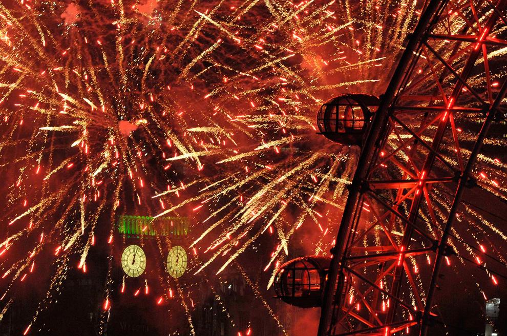 2010. Новогодние фотографии. Часть 2
