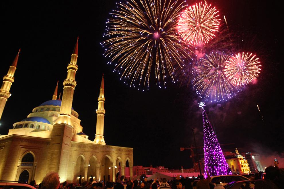 Pesta Tahun Baru Dari Berbagai Negara N09_21579897