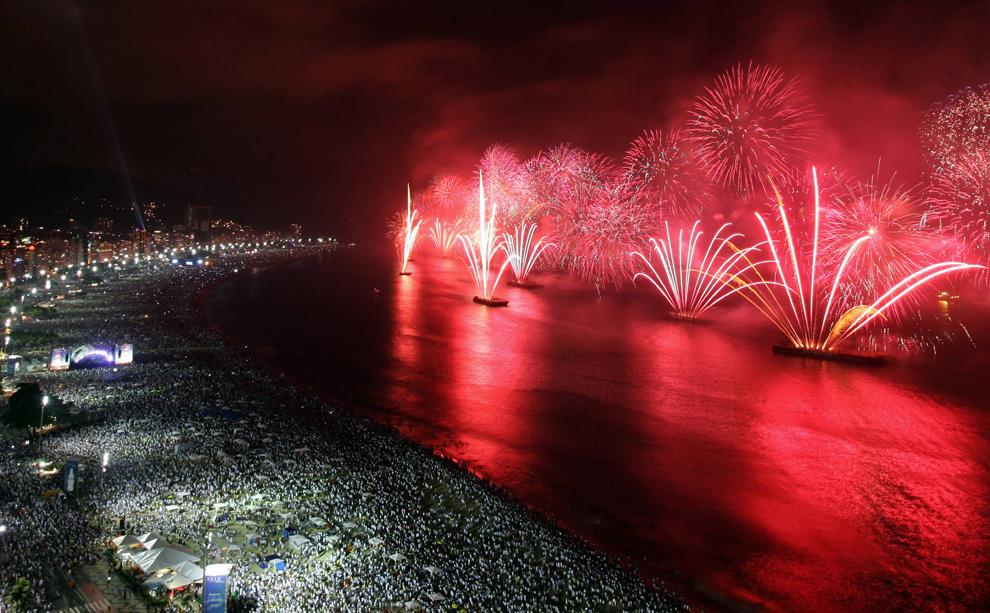 Pesta Tahun Baru Dari Berbagai Negara N21_21583005