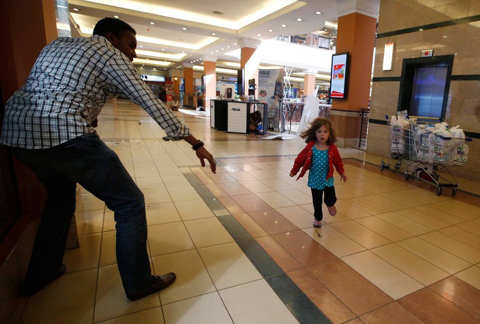 Massacre at a Nairobi mall - Photos - The Big Picture - Boston.com