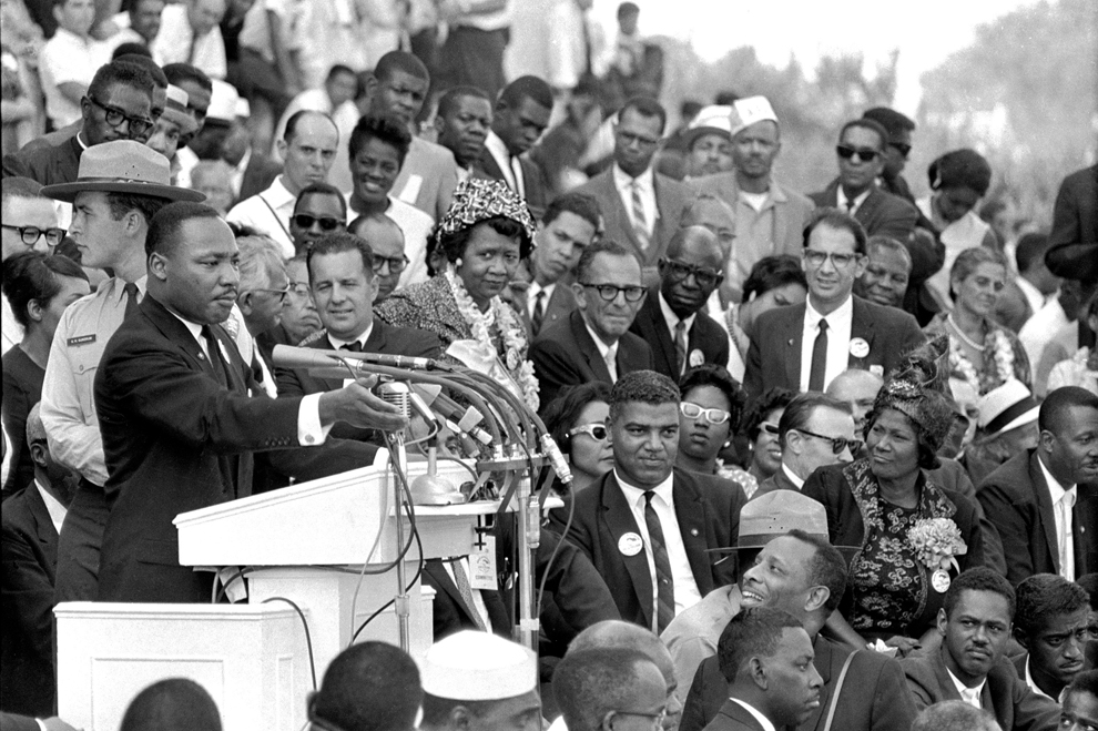 Revisiting Martin Luther King's 1963 Dream speech - Photos - The Big Picture - Boston.com