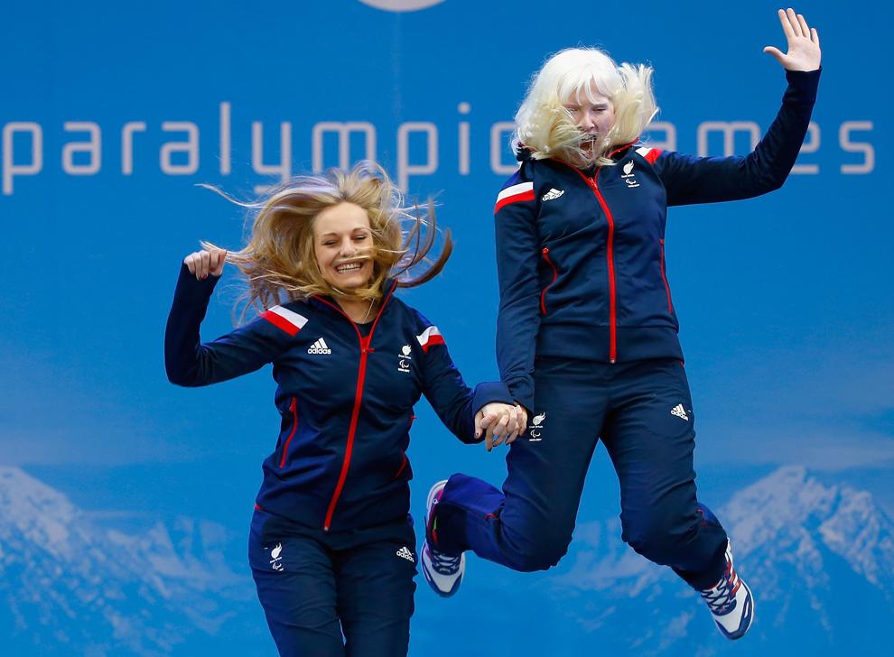 Imágenes de los Juegos Paralímpicos Sochi 2014