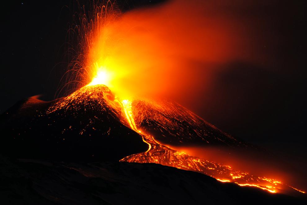 Image result for volcano erupting