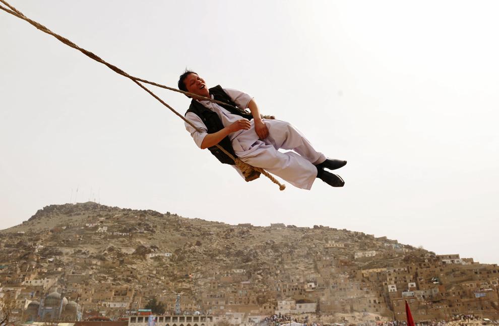Afghanistan, březen 2010