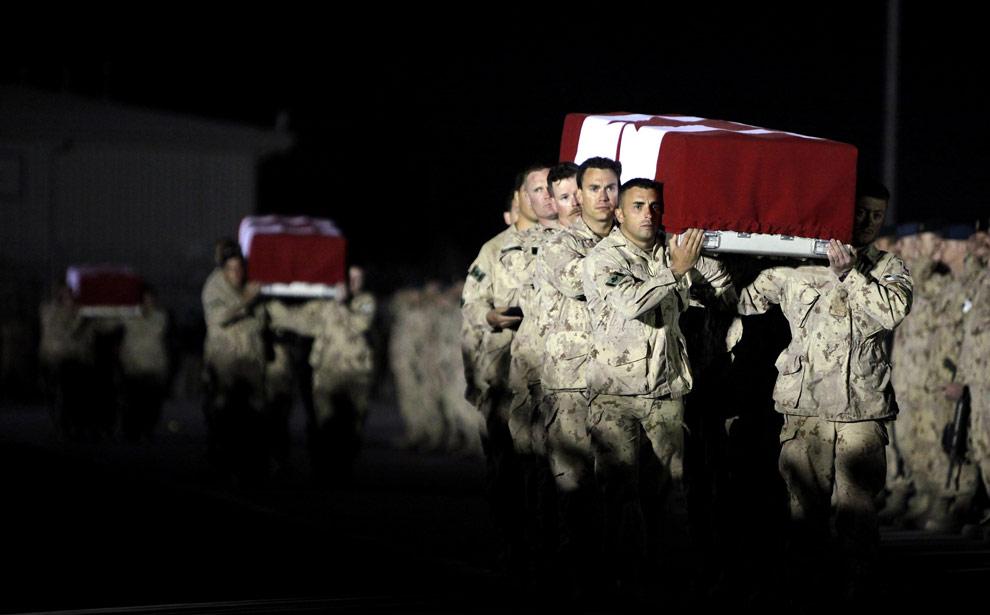 Guerra de Afganistan Fotos