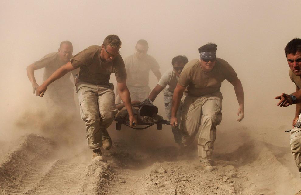Afganistan un pais en guerra, imagenes tremendas