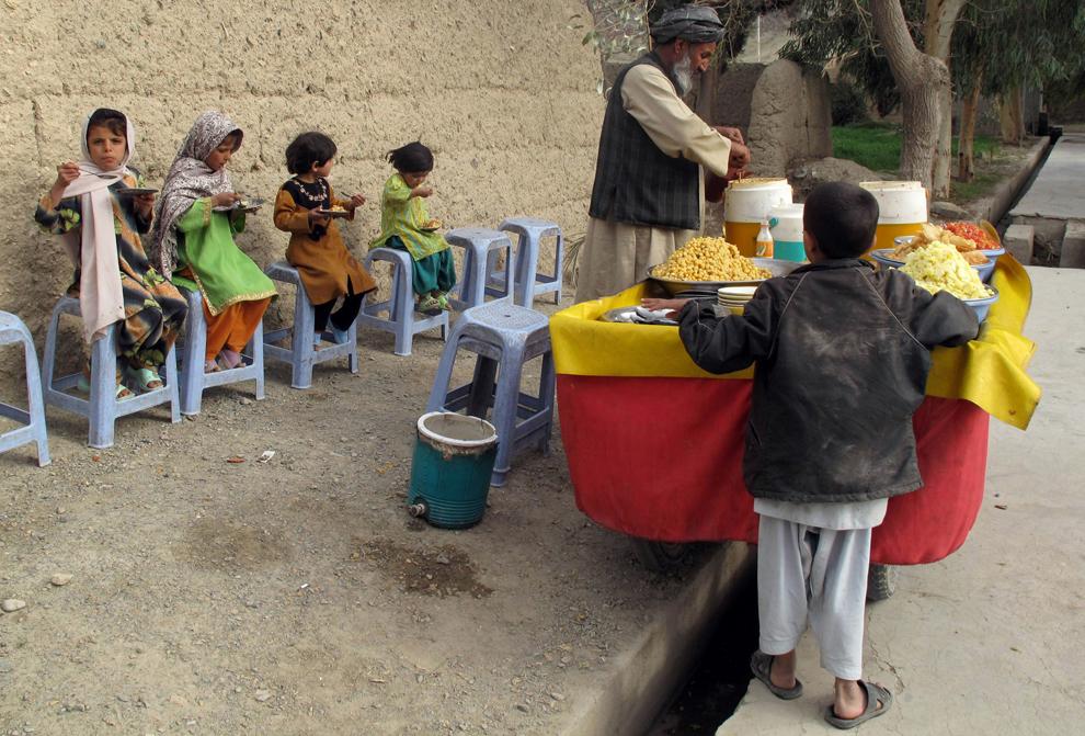Kandahar Prostitute in