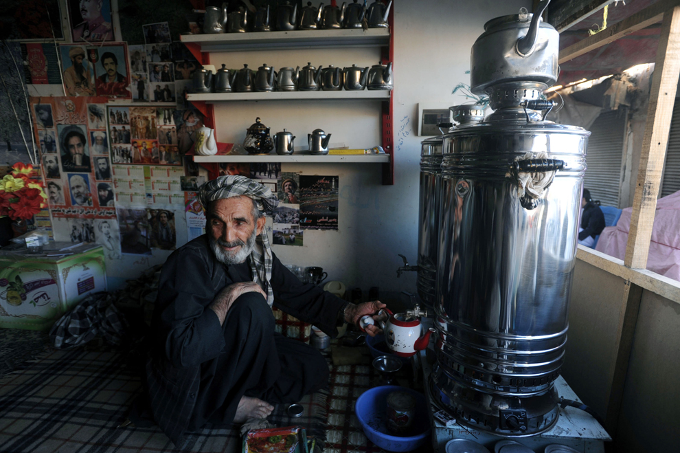 Afghanistan Tea Boys