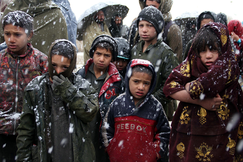 Imágenes de la vida cotidiana en Afganistán