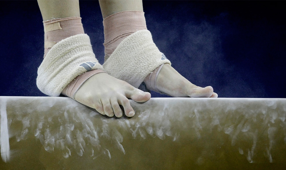 Artistic Gymnastics World Championships Photos The Big Picture Boston Com