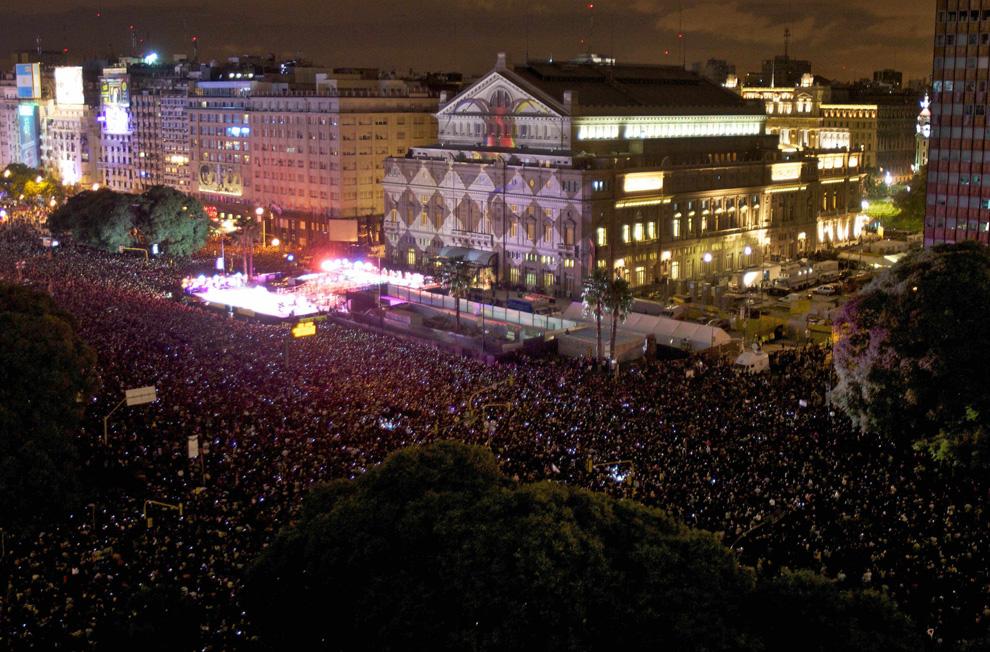 Las mejores imagenes del bicentenario