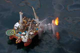 Oil in the Gulf, two months later - Photos - The Big Picture ...