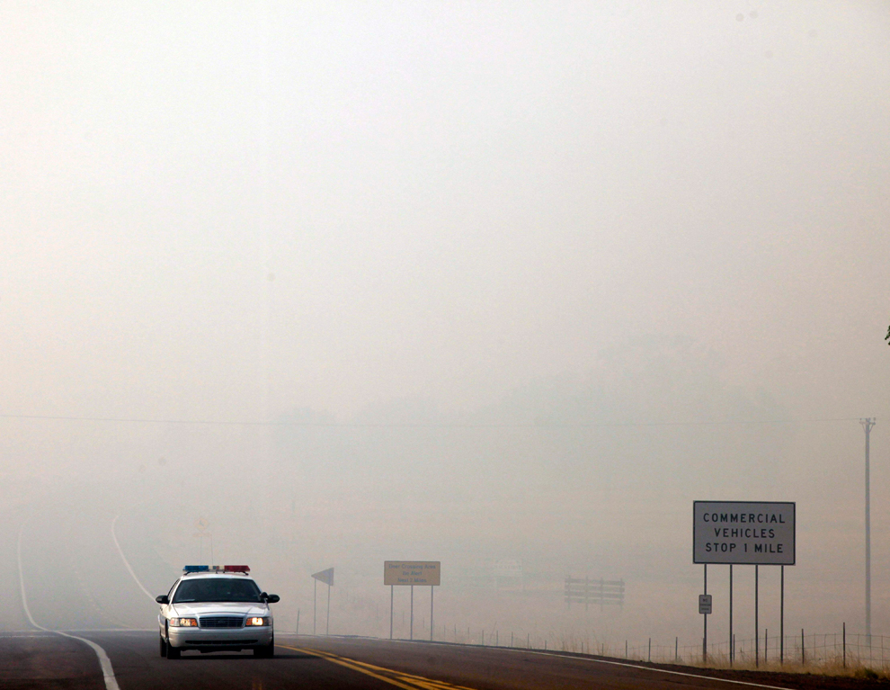 Incendios Forestales en Arizona - HD