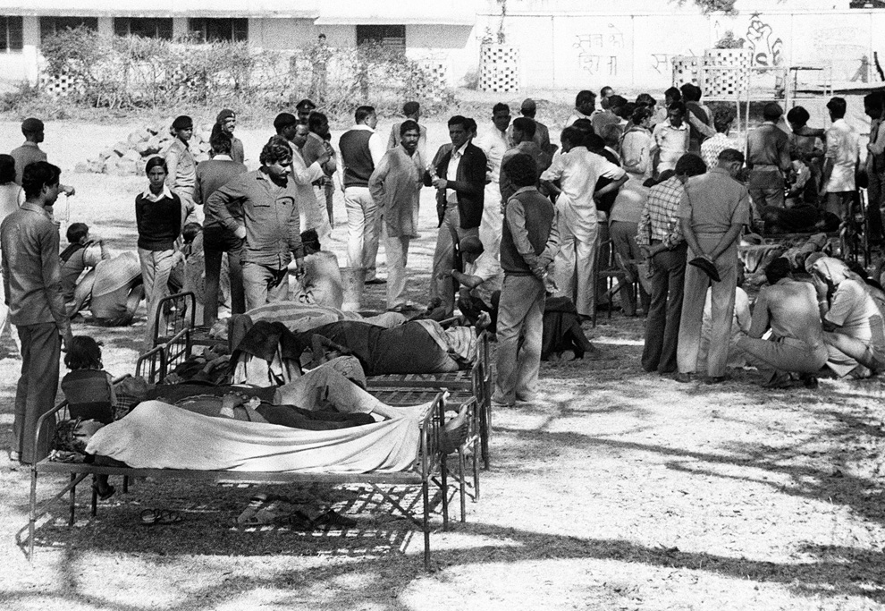 the bhopal disaster of 1984 1984 the studies were conducted during both the early and late recovery  periods the bhopal gas tragedy is undoubtedly one of the worst industrial  disasters.