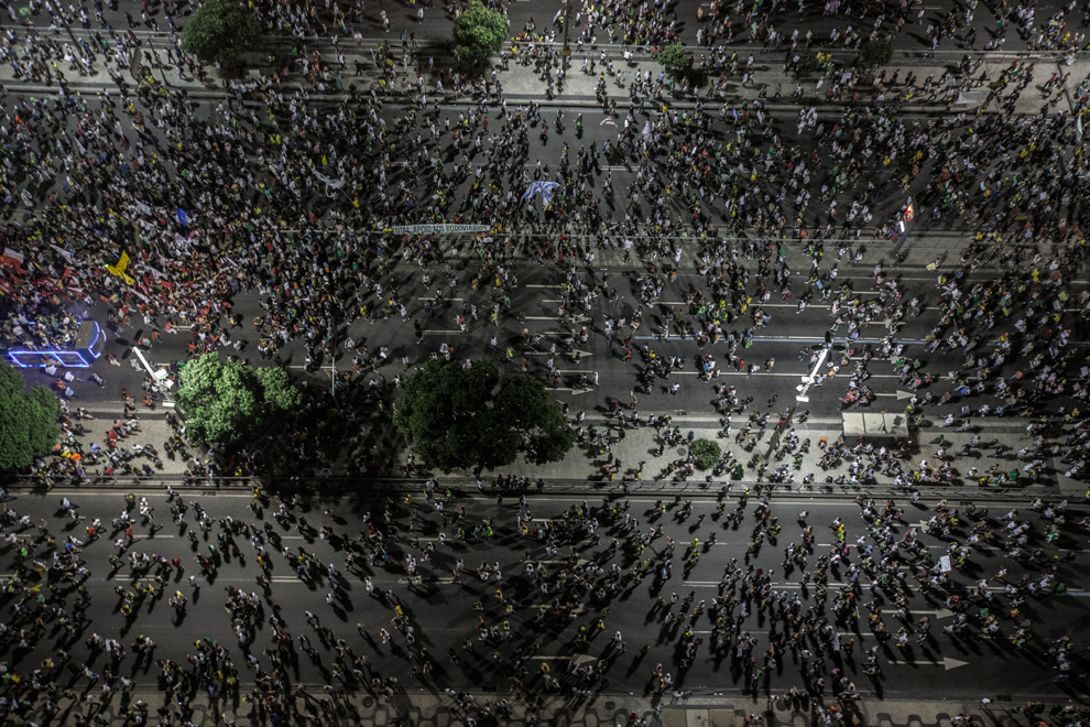 FFFFOUND! | Brazil: June protests and demonstrations - The Big Picture