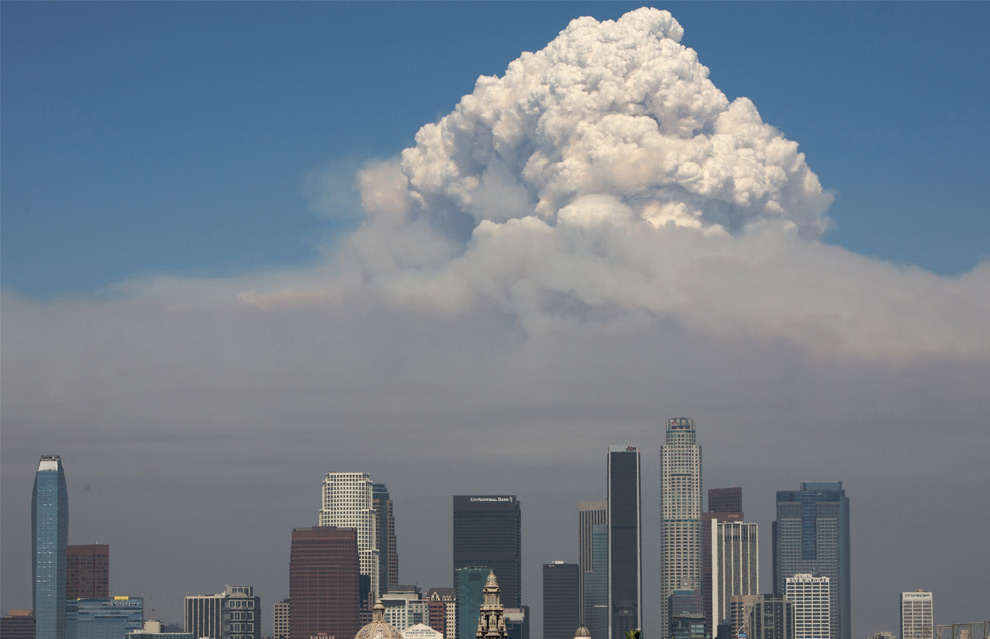 Wildfires In Southern California Photos The Big Picture Boston
