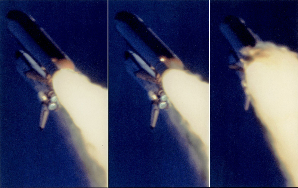 Challenger Disaster Remembered Photos The Big Picture