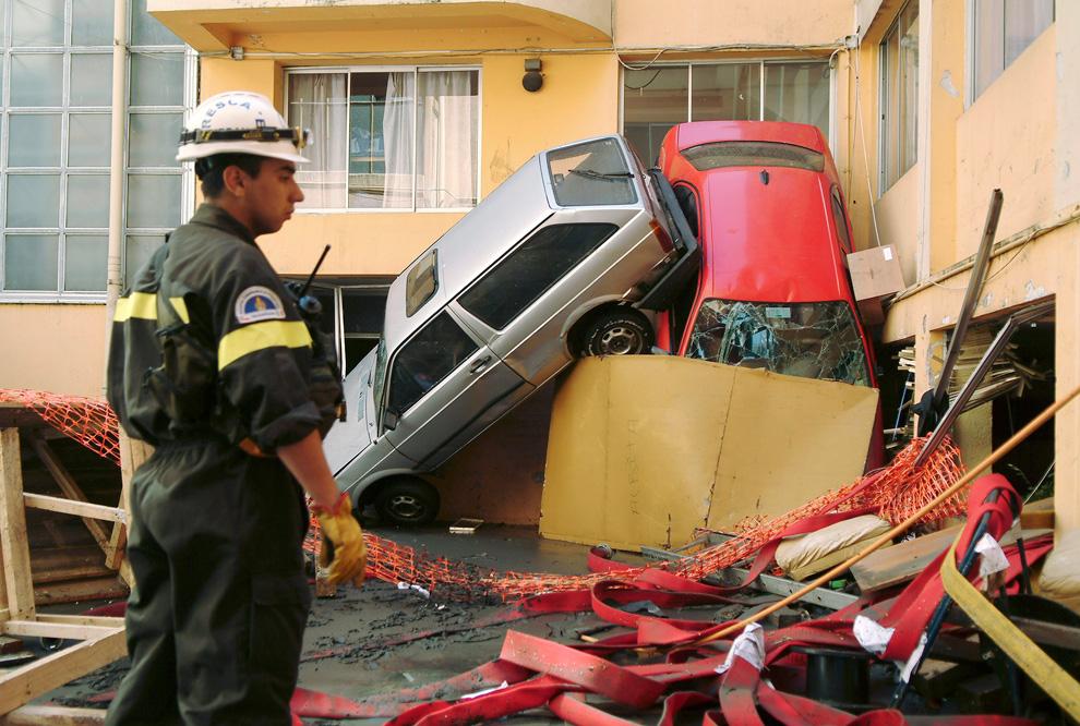 『图说』智利8.8级地震外媒图片报道(11p) - JuliaD - 抄娘日记