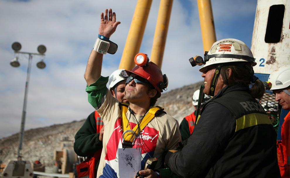 Chilean Miner Costume