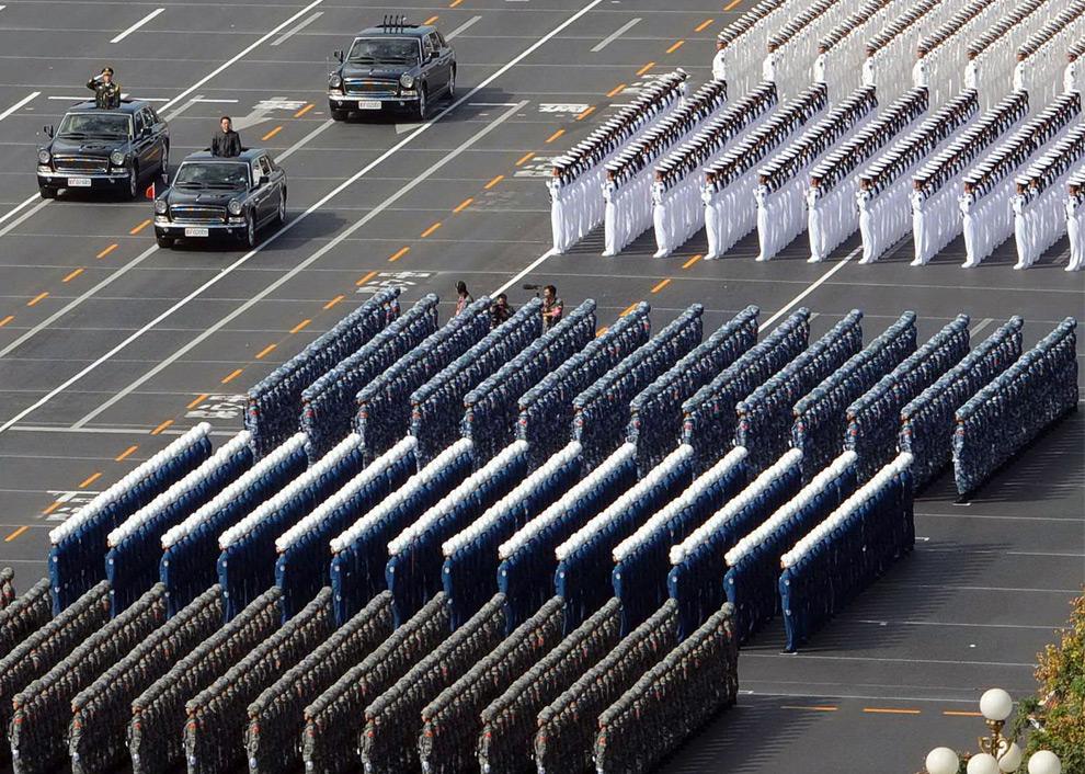 c09 20573825 - China celebrates 60 years..