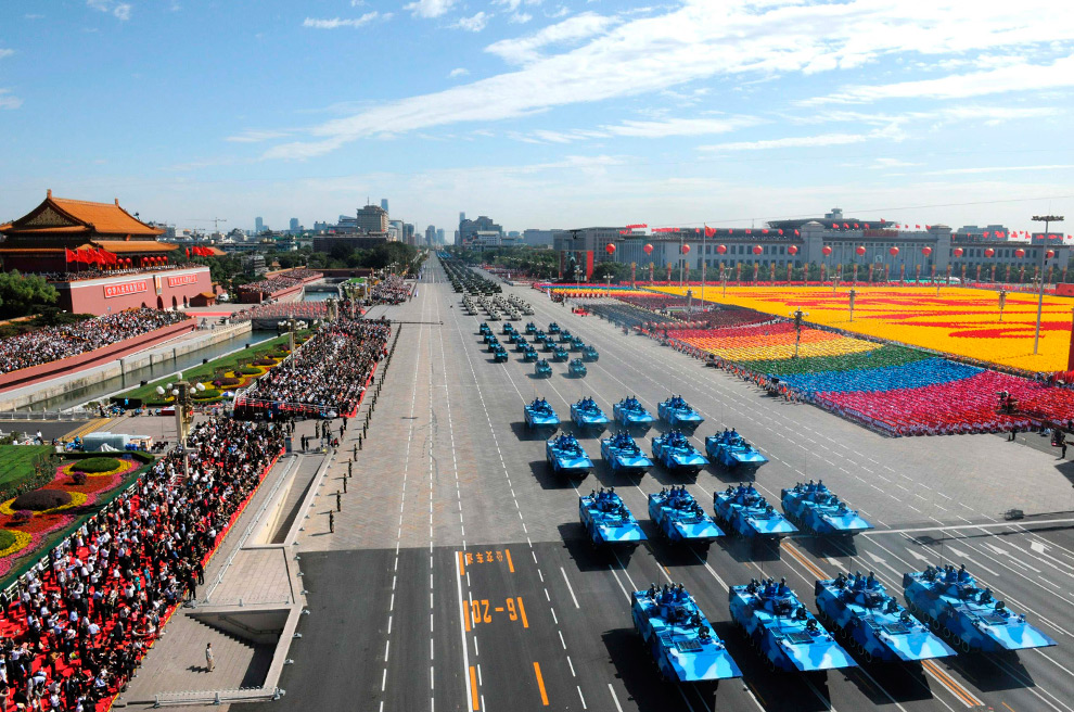 c13 20571931 - China celebrates 60 years..