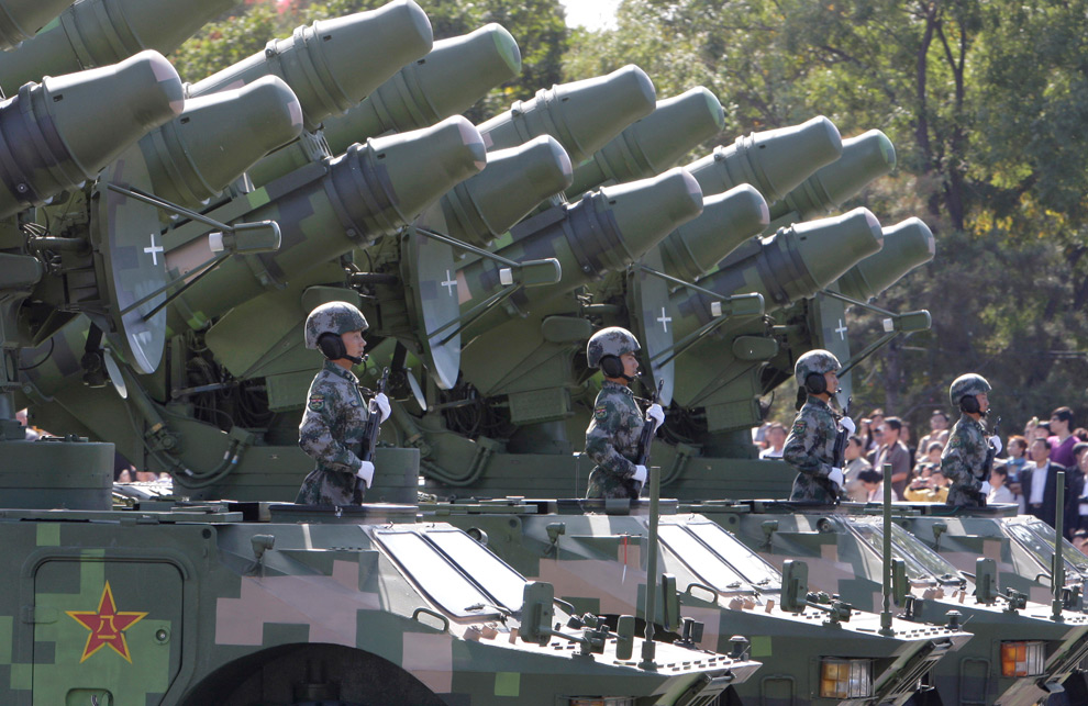 c14 20573891 - China celebrates 60 years..