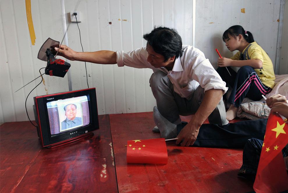 c20 20571935 - China celebrates 60 years..