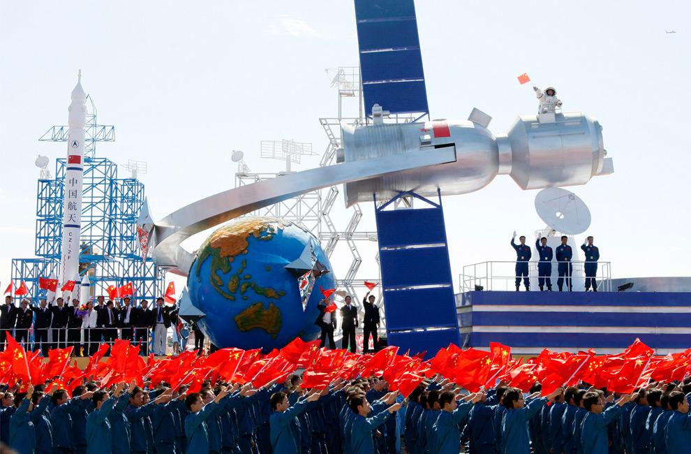 c21 20572173 - China celebrates 60 years..