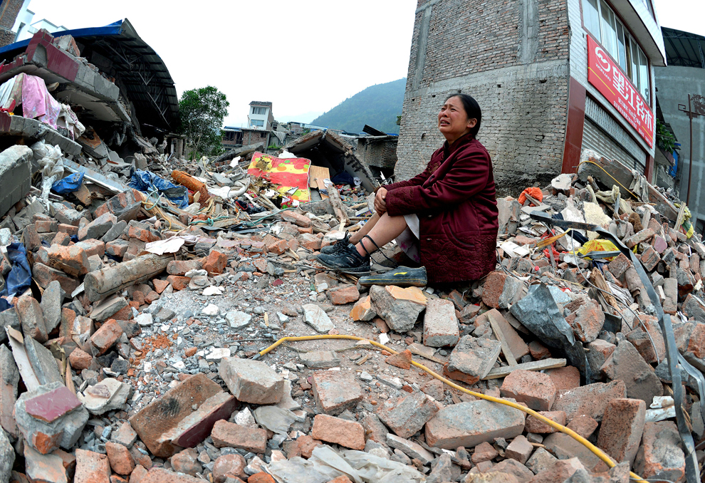 Wenchuan-earthquake-in-China