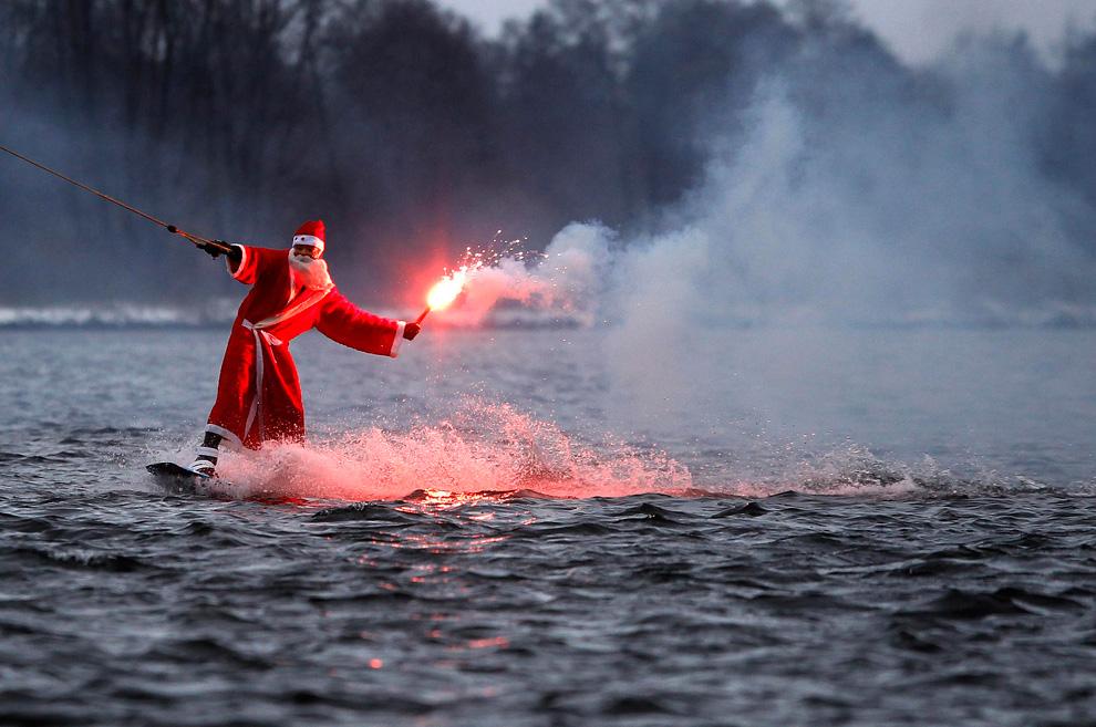 世界各地迎圣诞花絮 【高清组图】 - 纽约客 - 纽约文摘
