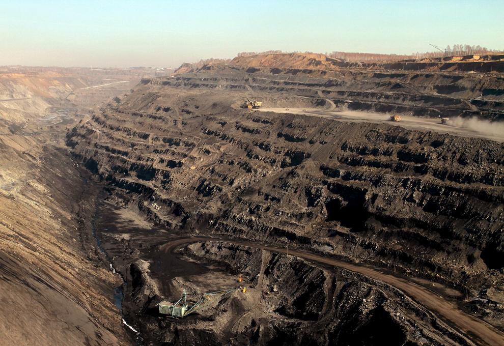 Coal Photos The Big Picture Bostoncom