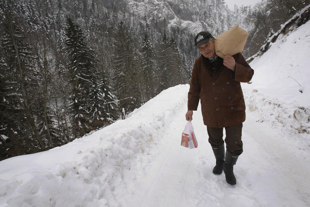 frio polar europa