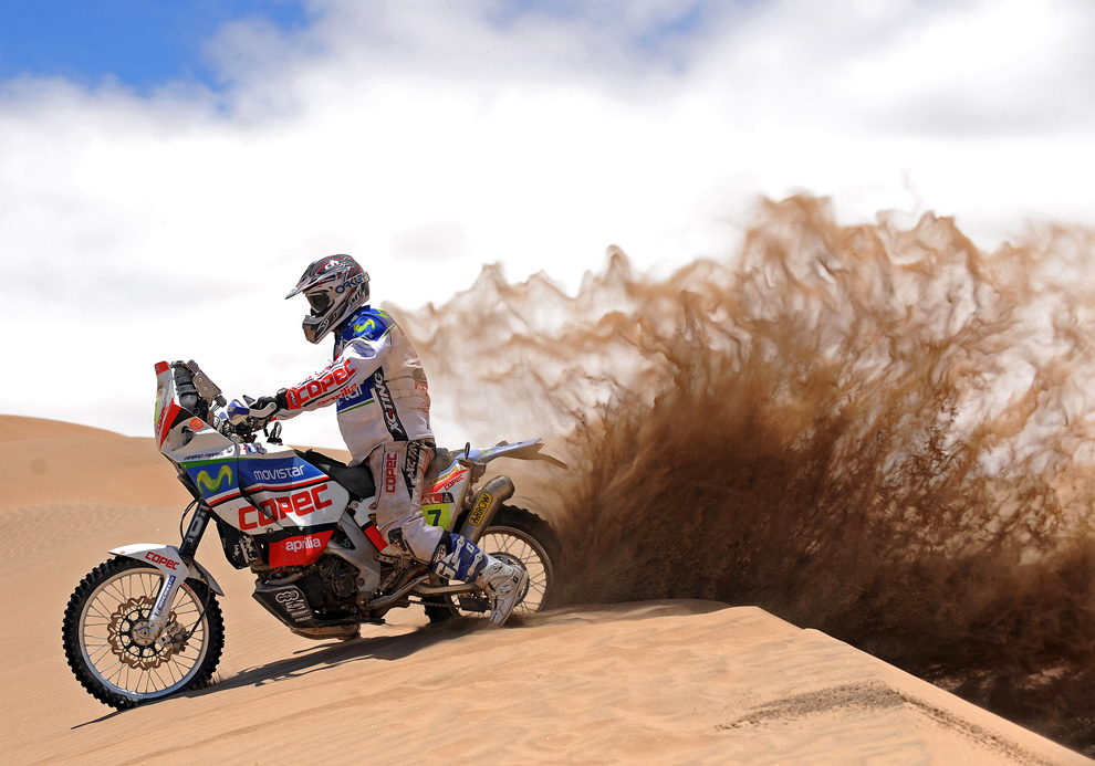dakar rally    big picture bostoncom