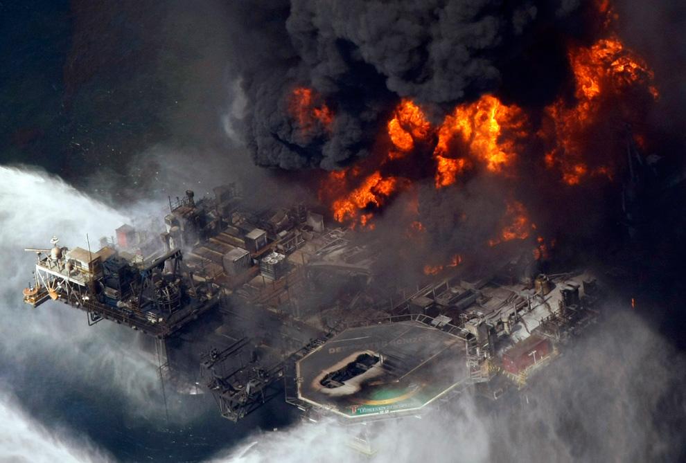 Một số hình ảnh về vụ tràn dầu tại vịnh Mehico>>Khủng khiếp D03_23107997