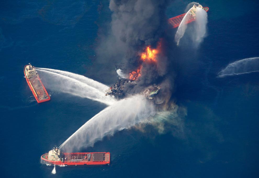 Một số hình ảnh về vụ tràn dầu tại vịnh Mehico>>Khủng khiếp D04_23118667