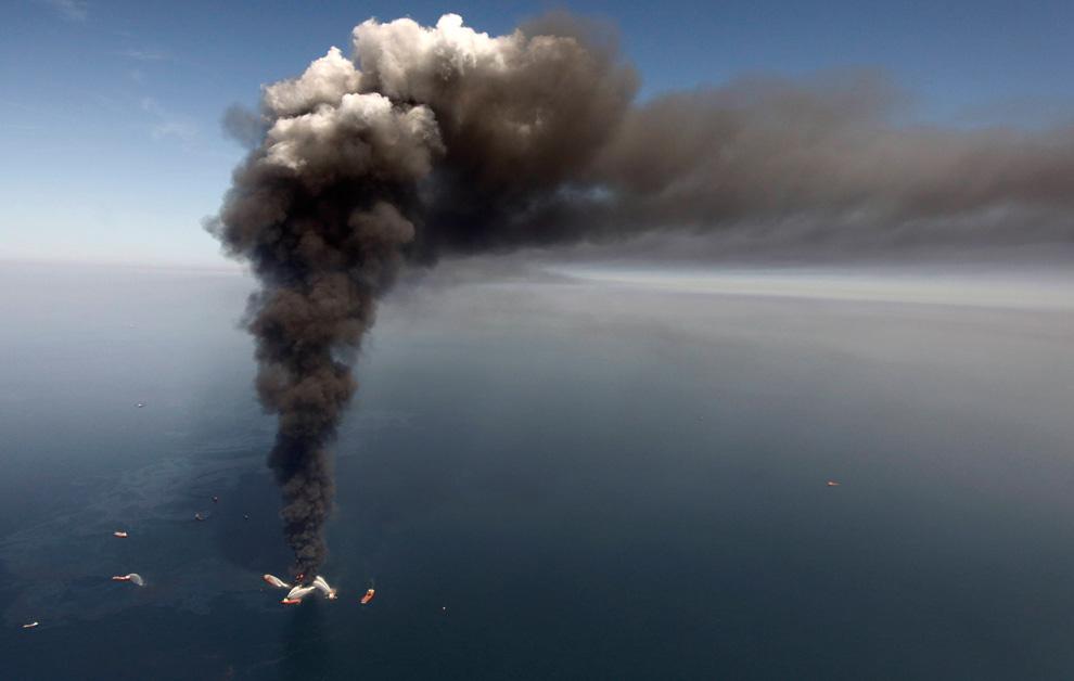 Một số hình ảnh về vụ tràn dầu tại vịnh Mehico>>Khủng khiếp D05_23121221