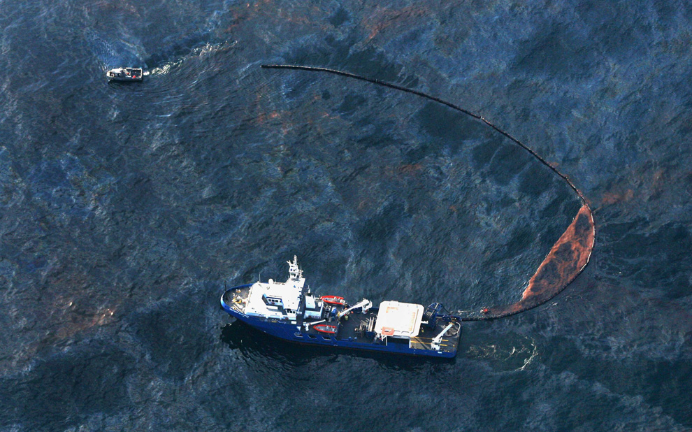 Một số hình ảnh về vụ tràn dầu tại vịnh Mehico>>Khủng khiếp D14_23197199