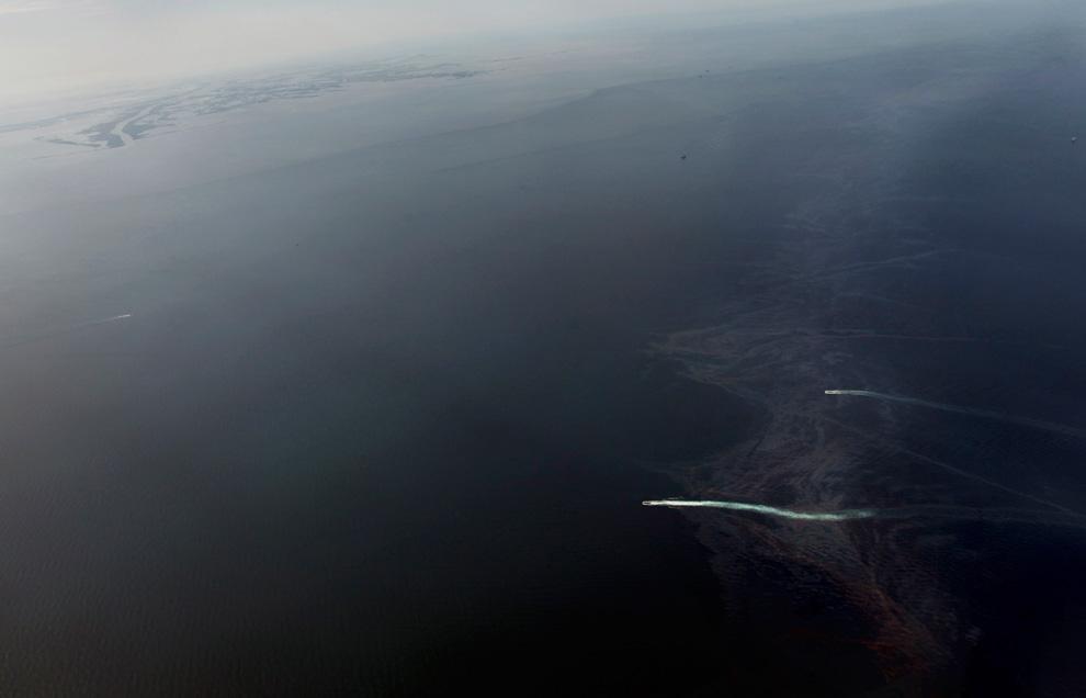 Một số hình ảnh về vụ tràn dầu tại vịnh Mehico>>Khủng khiếp D16_23201329