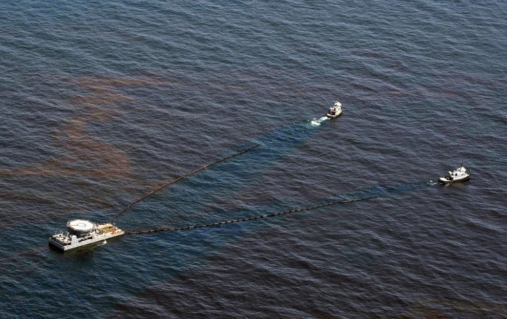 Một số hình ảnh về vụ tràn dầu tại vịnh Mehico>>Khủng khiếp D23_23205169