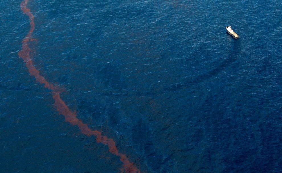 Một số hình ảnh về vụ tràn dầu tại vịnh Mehico>>Khủng khiếp D26_23197129