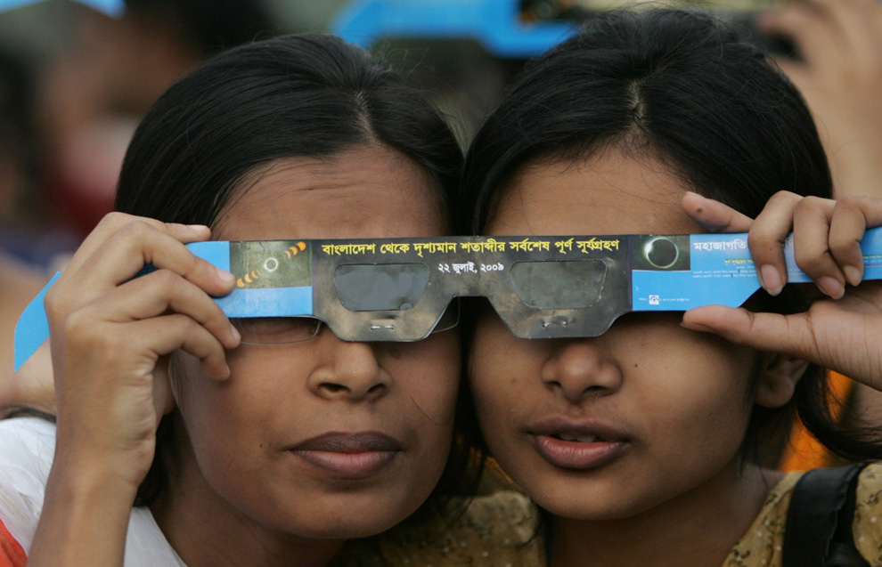 Bangladesh Eclipse