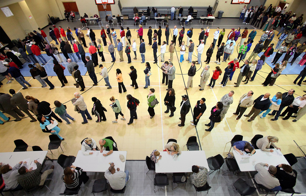 Election Day in America - Photos - The Big Picture ...