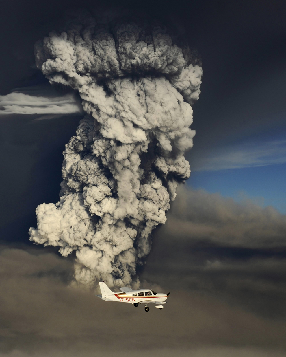 Another Icelandic eruption: Grimsvotn volcano