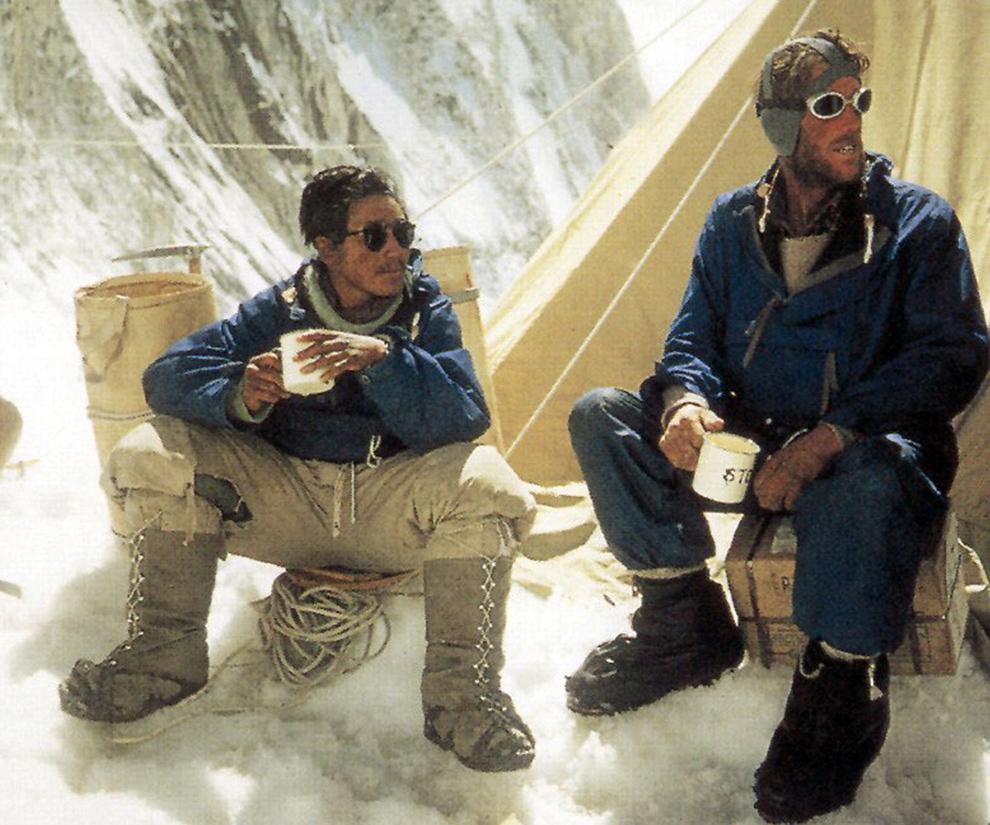 Climbing Mount Everest & Climbing Mount Everest - Photos - The Big Picture - Boston.com