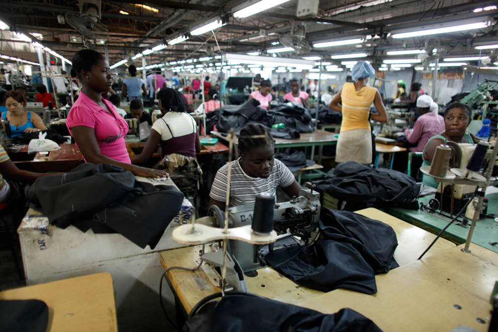 In Haiti, a desperate plea for jobs may be answered-Added COMMENTARY By Haitian-Truth