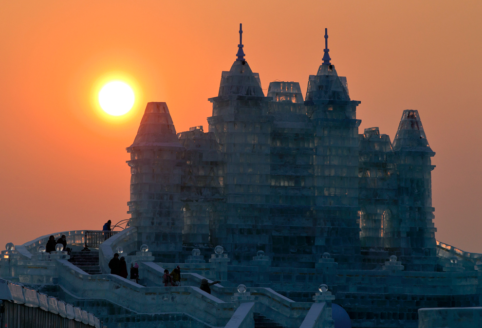 CAPTAIN TAREK DREAM Harbin International Ice and Snow