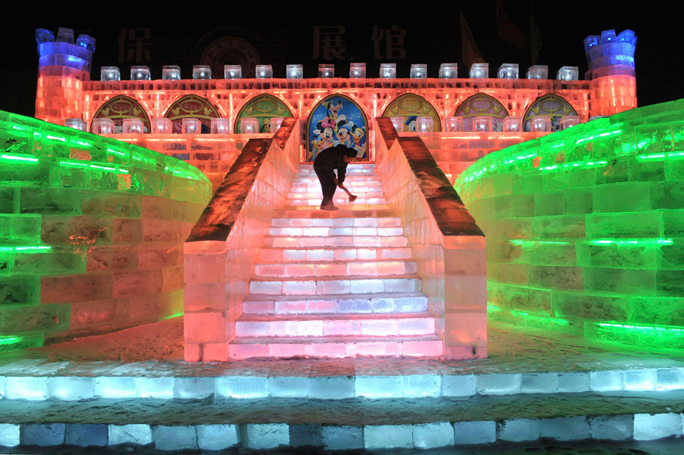 Wallpaper Gallery Harbin Ice and Snow Sculpture Festival
