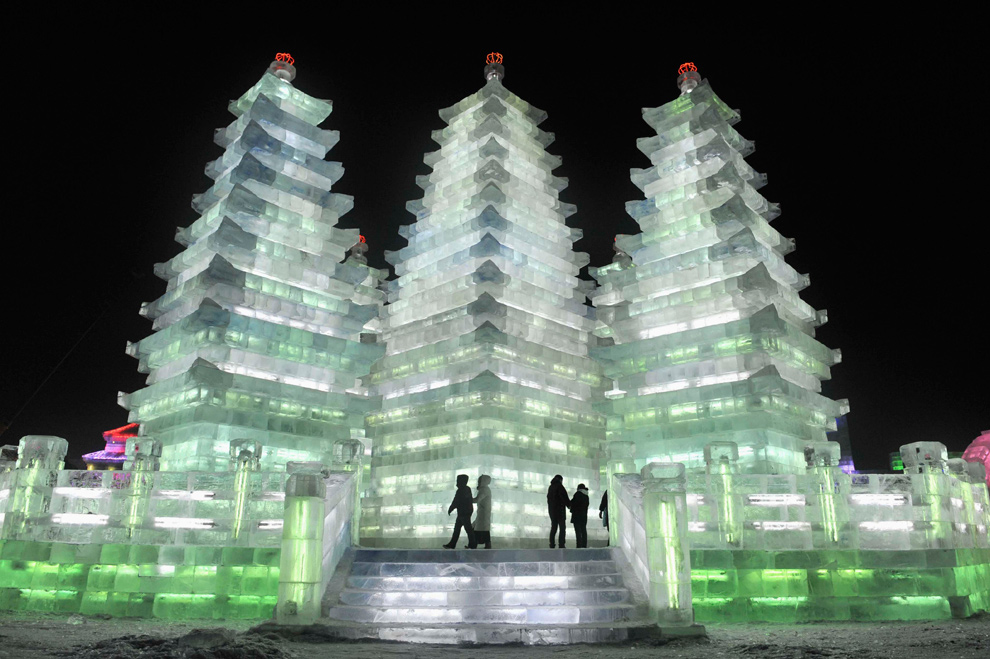 Image result for china big ice festival