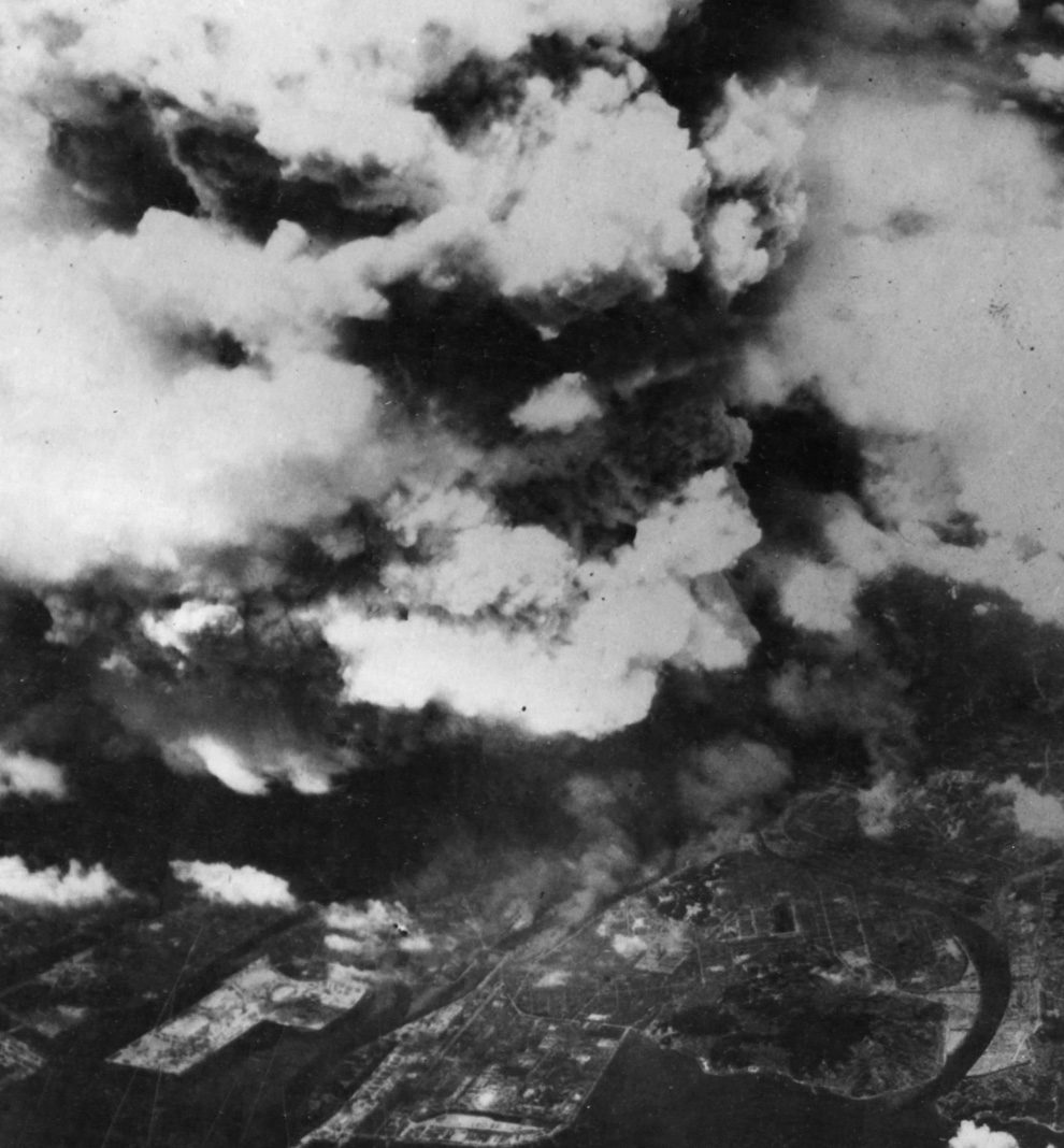 Hiroshima, 64 years ago - Photos - The Big Picture ...