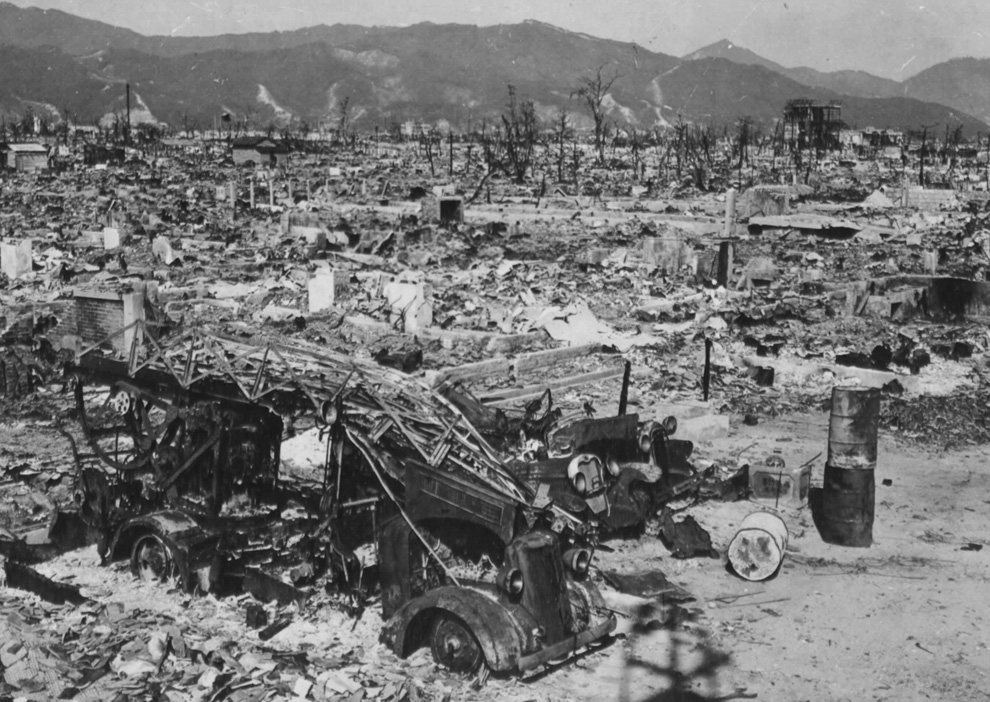 the atomic bombing of hiroshima and Alex wellerstein remembers the atomic bombing of nagasaki, japan, the often overlooked end to the nuclear summer of 1945, which began in hiroshima.